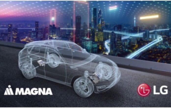 Magna «Siamo disponibili per Apple Car», il titolo LG vola