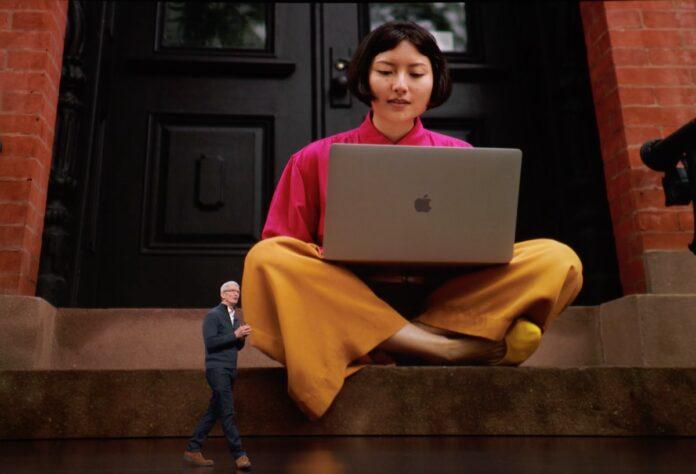 Le spedizioni Mac volano nel primo trimestre 2021