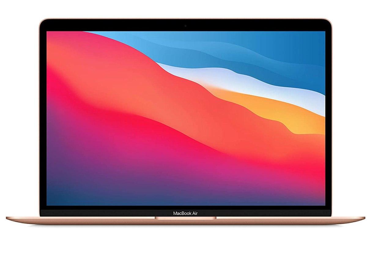 Minimo storico per MacBook Air M1 256 GB: 1037,00 €