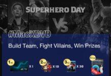 Col Superhero Day scaricate gratis MacX DVD Ripper Pro e potete vincere una TV 4K