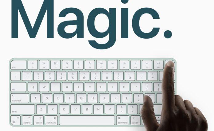 Il Touch ID della nuova Magic Keyboard non è compatibile con iPad Pro 2021