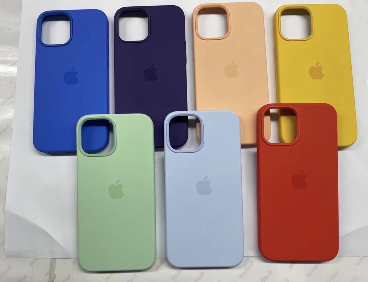 Per le cover MagSafe iPhone 12 trapelano nuovi colori