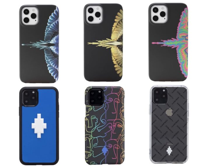 Tutte le cover iPhone di Marcello Burlon in super sconto 40% su Amazon