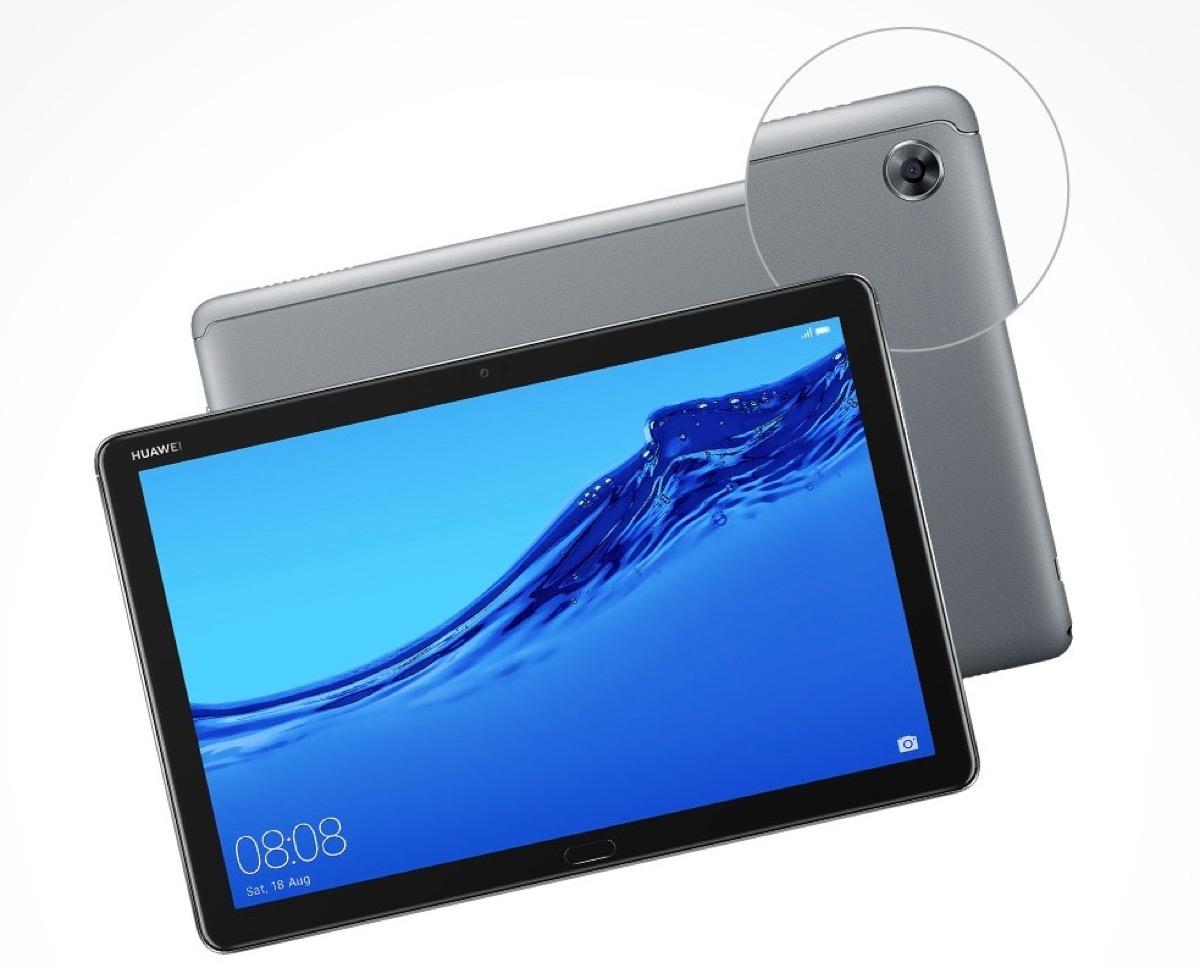 HUAWEI Mediapad M5 Lite, il tablet con quattro altoparlanti in offerta a 214 euro
