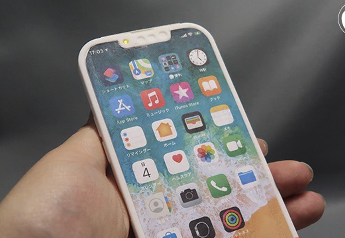 Un presunto mockup di iPhone 13 mostra il notch più piccolo