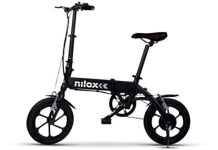 Nilox Doc X2 Plus, bici elettrica omologata: minimo storico a 389 euro