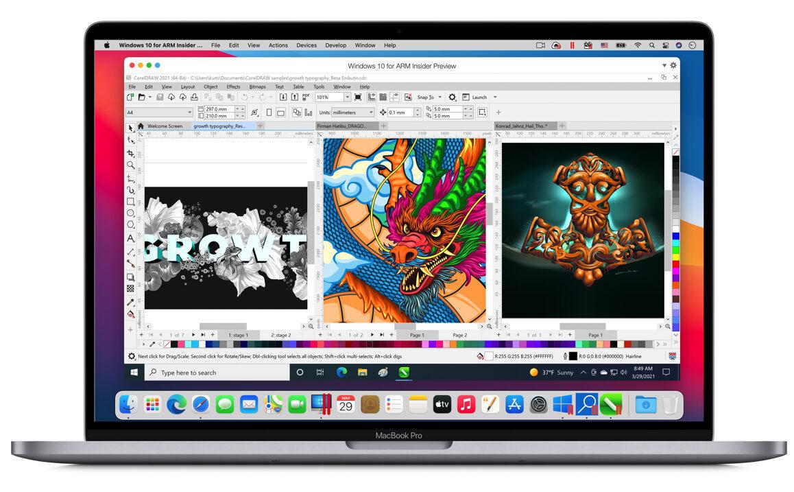 Parallels 16.5 è pronto per Mac M1 e le prestazioni volano