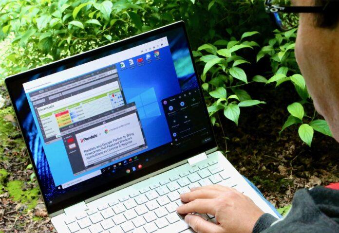 Parallels Desktop per Chrome OS con supporto AMD Ryzen 5 Ryzen 7 e 12