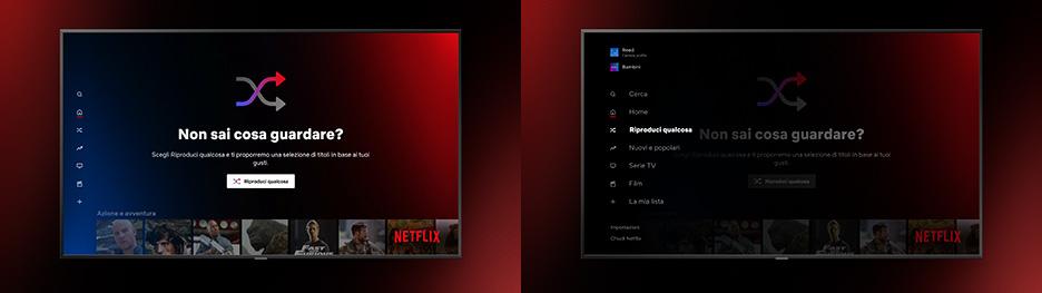Netflix ha un pulsante per chi è indeciso su cosa vedere