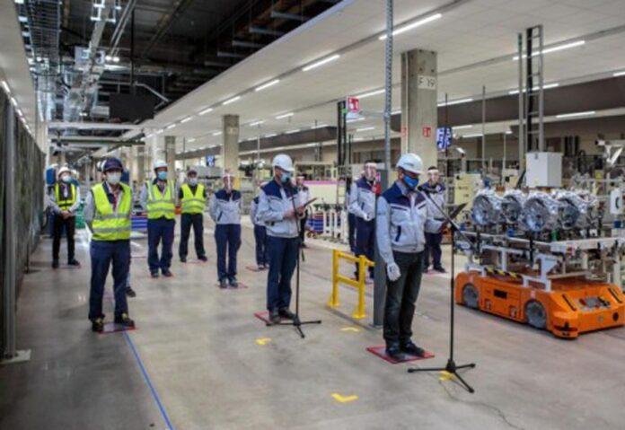 Toyota Yaris, avviata in Polonia la produzione di sistemi Full Hybrid Electric