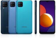 Samsung presenta Galaxy M12