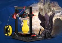 Ortur Obsidian 3D, la stampante con auto livellamento  in offerta lampo a quasi metà prezzo
