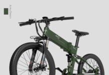 BEZIOR X500 PRO, la mountain bike elettrica definitiva c sconto a 829 euro