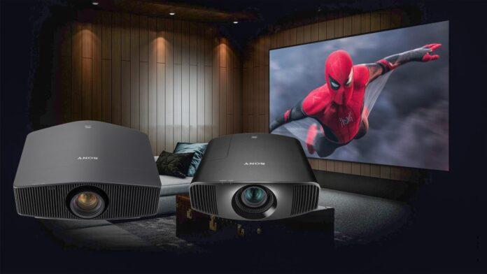 Sony presenta due nuovi proiettori 4K con risoluzione HDR ottimizzata