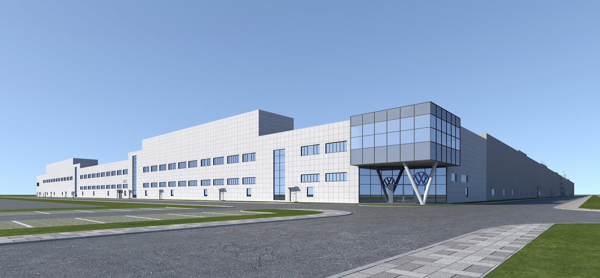 Volkswagen, nuovo stabilimento per vetture elettriche in Cina
