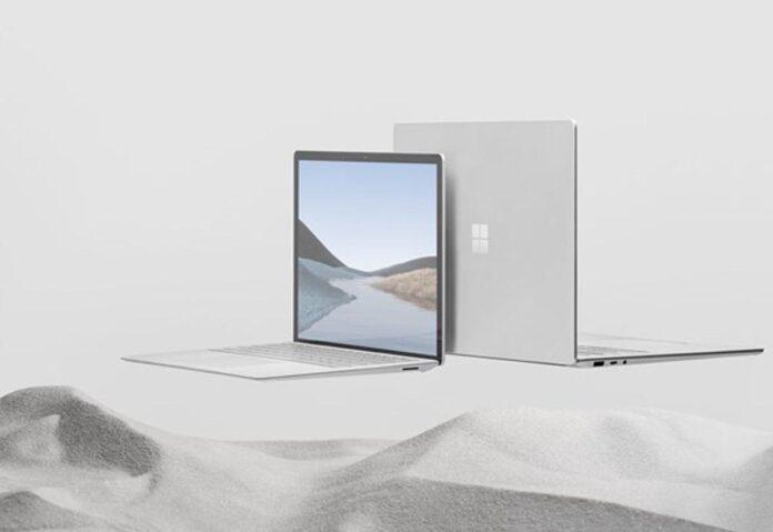 Un leaker riferisce dell'arrivo dei Microsoft Surface Laptop 4