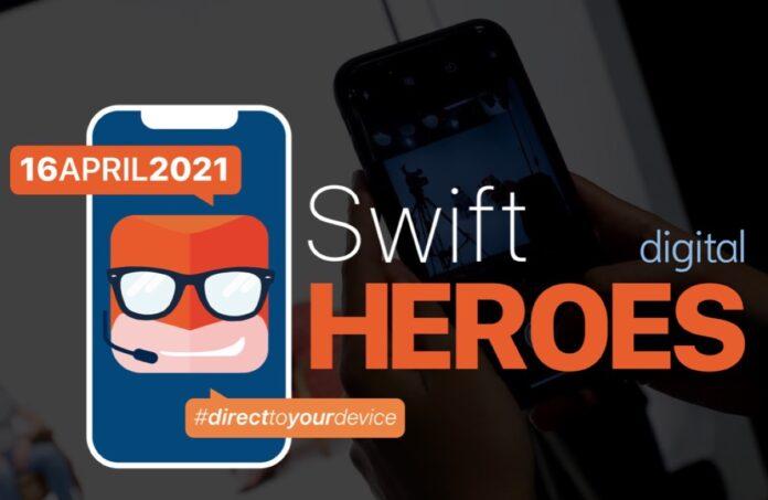 Swift Heroes 2021, al via l'evento internazionale su Swift