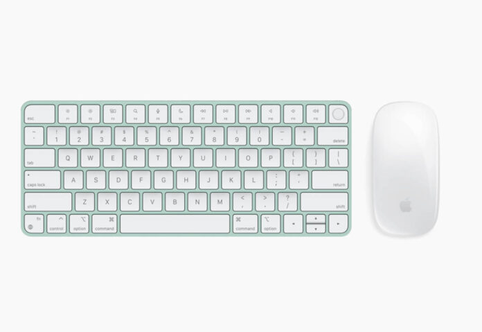 La Magic Keyboard con Touch ID sarà utilizzabile con tutti i Mac M1