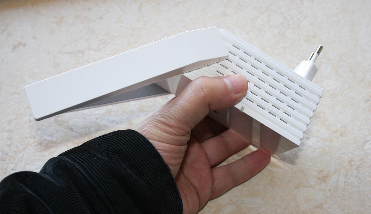 Recensione range extender WiFi 6 Tp-Link RE505X