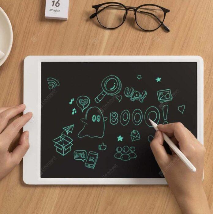 Tavoletta digitale Xiaomi Mijia da 20″ in offerta a soli 28€