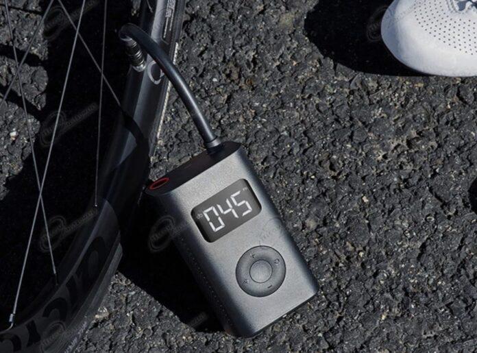 Minimo storico ebay: Xiaomi MIJIA Air Pump Compressore Aria Portatile a 29,99 €