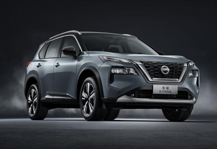 Nuovo Nissan X-Trail: debutto europeo nell'estate 2022