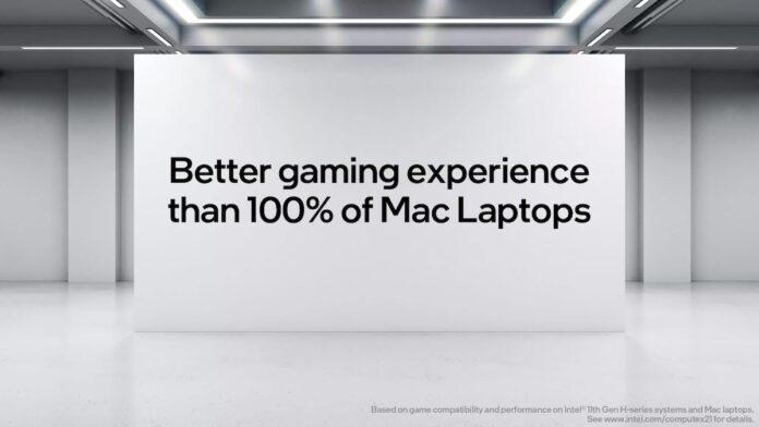 Per Intel i PC Windows battono i Macbook sul fronte videogiochi