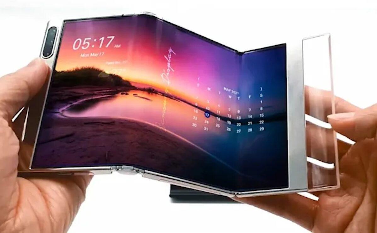Ecco i display flessibili Samsung di nuova generazione