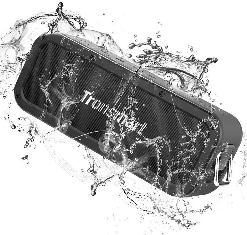 La cassa bluetooth impermeabile Tronsmart 40W è l'offerta del giorno Amazon, correte