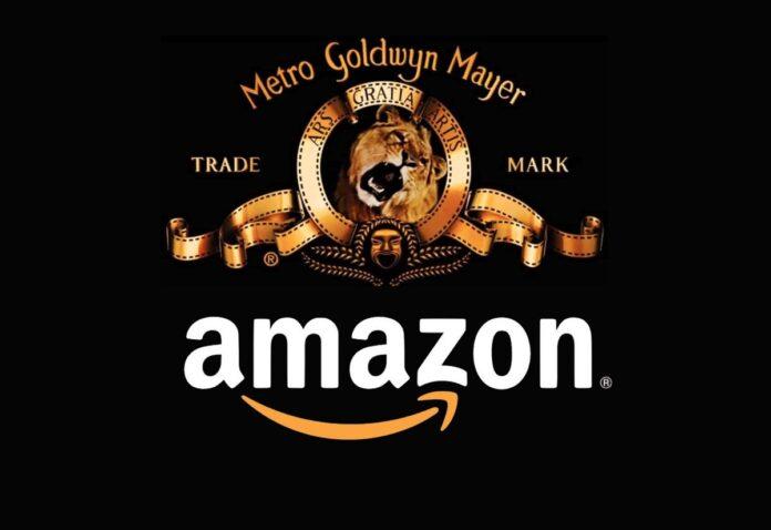 Amazon ha acquistato la Metro Goldwyn Mayer