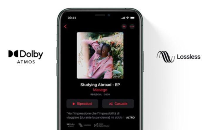Apple Music Dolby Atmos si ascolta con AirPods, Beats e non solo