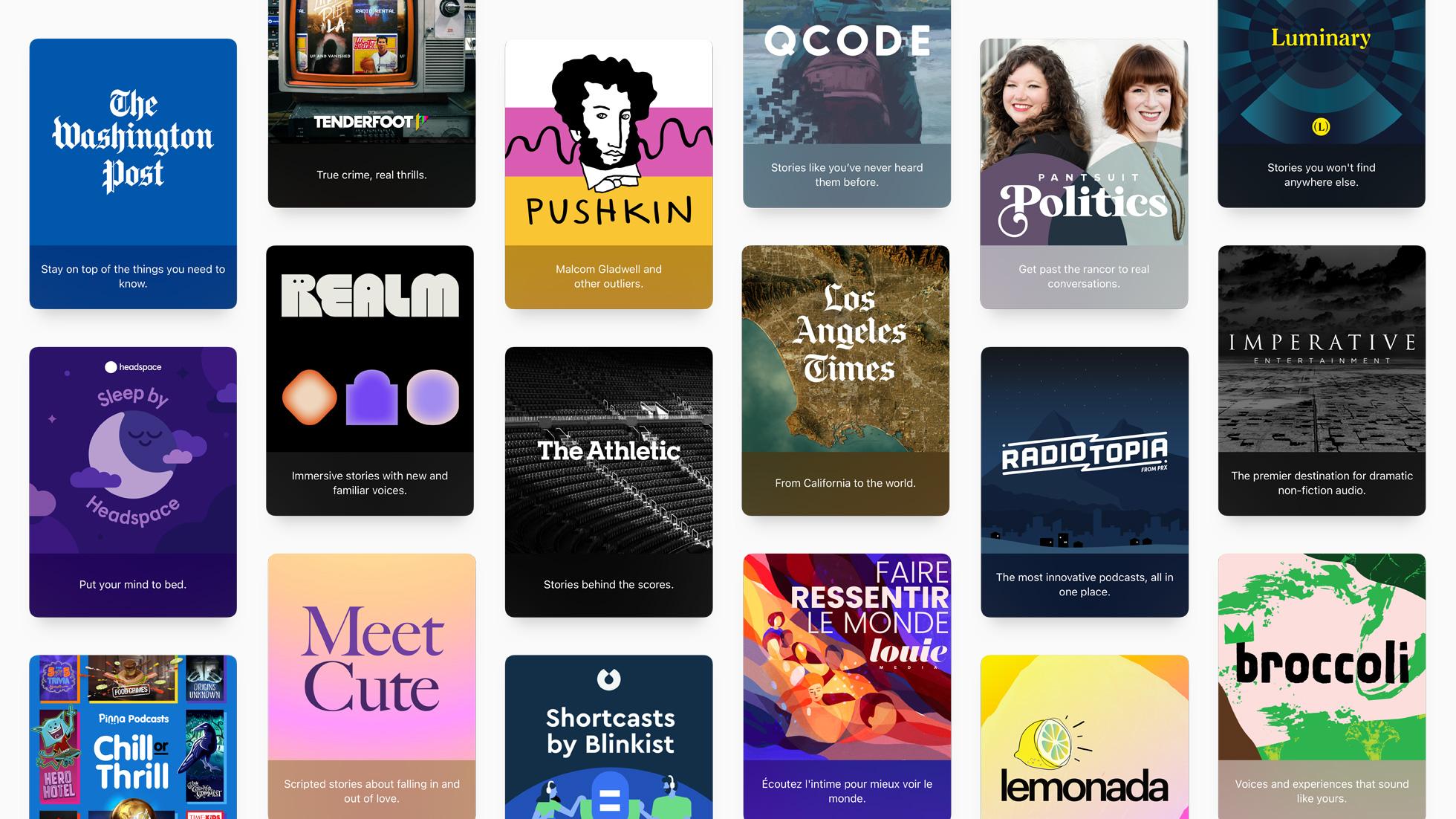 Apple rinvia a giugno il lancio dei podcast in abbonamento