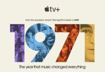 apple tv trailer 1971 docuserie