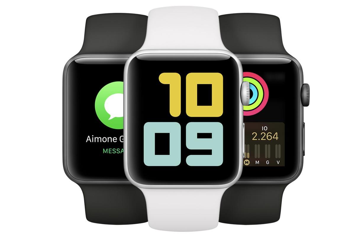 Apple Watch Series 3, ora bisogna annullare l'abbinamento prima dell'update