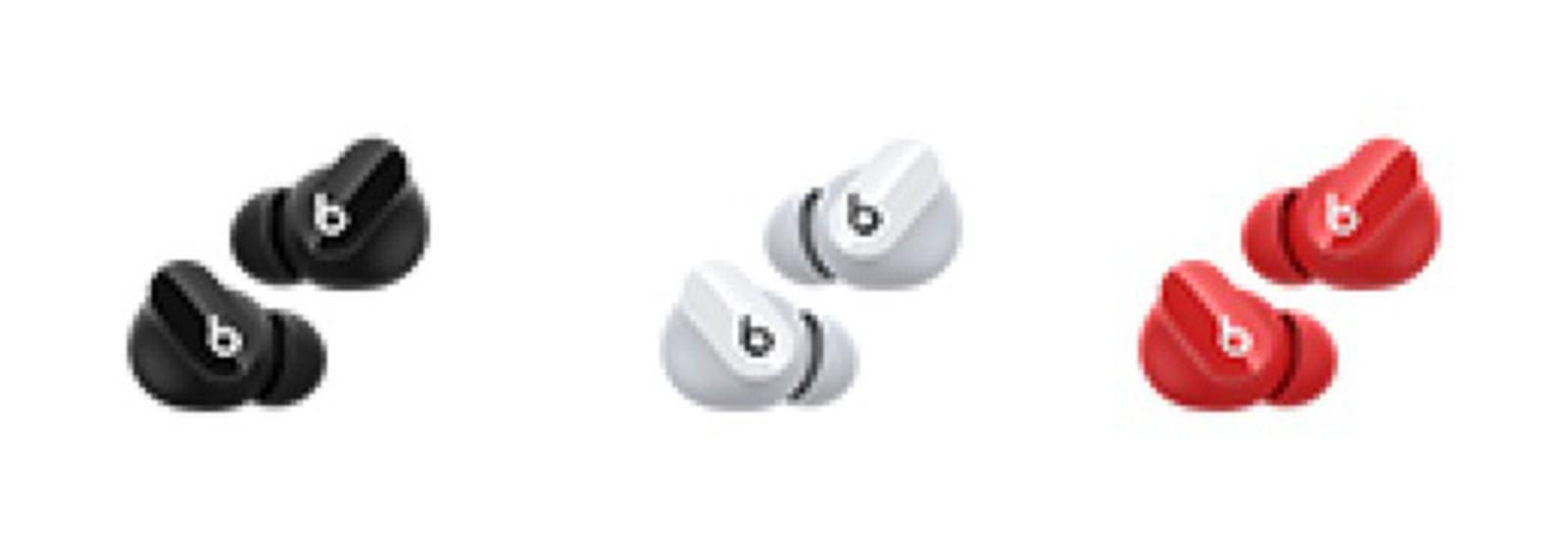 Le foto degli auricolari Beats Studio Buds nella beta di iOS e tvOS 14.6