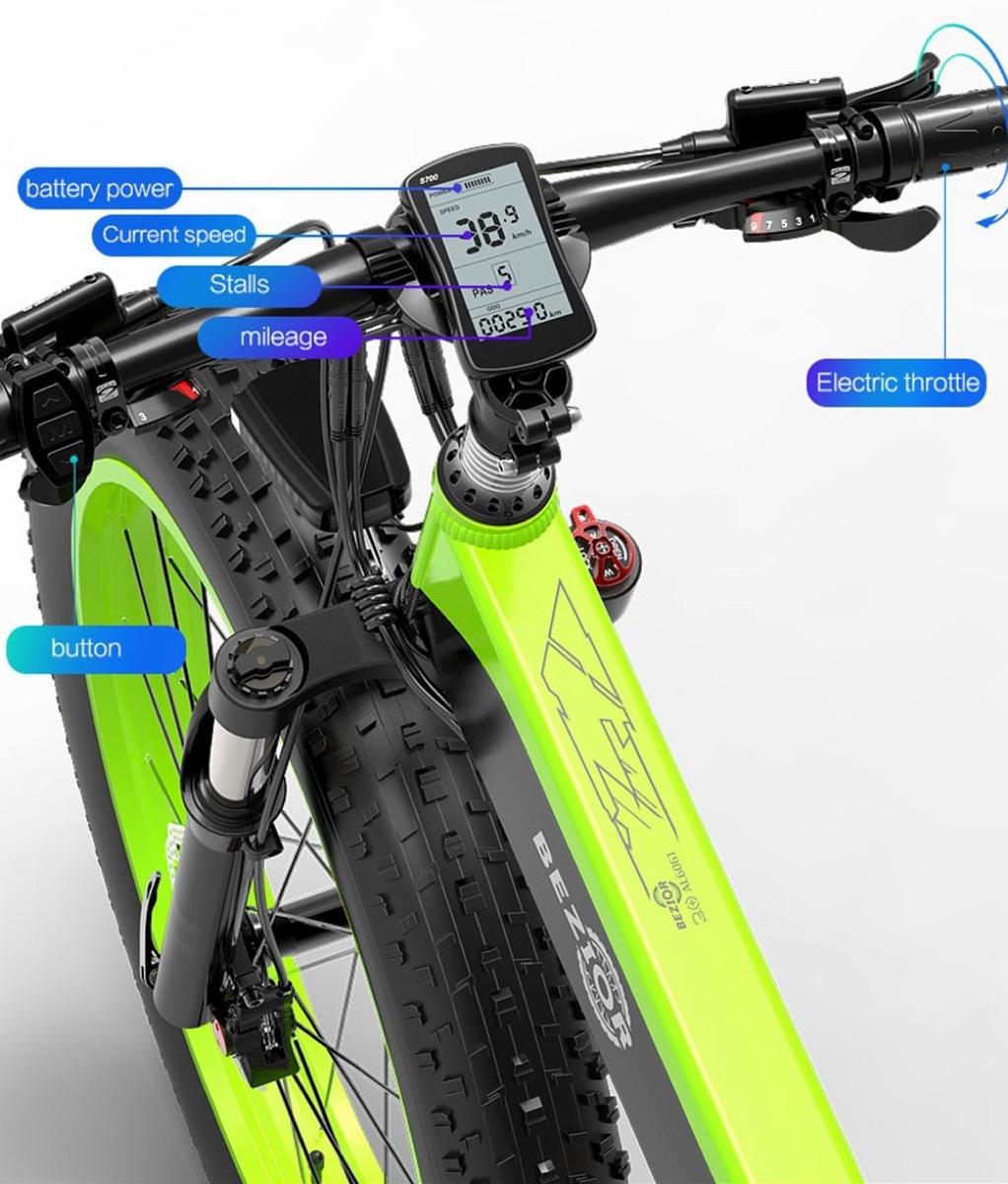BEZIOR X1000, la super bici elettrica adesso in sconto a 1216 euro