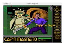 La storia di Cap'n Magneto, un classico dei vecchi shareware Mac