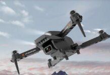 L703 è il drone che si ispira al Mavic Air 2, in offerta a 25 euro