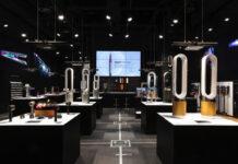 Dyson apre il 7° negozio in Italia, il primo in Toscana