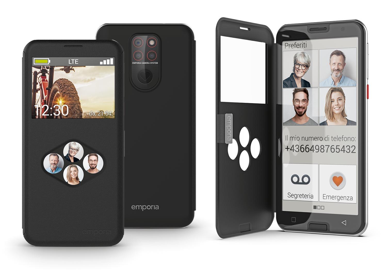 emporia SMART.5, in Italia il nuovo smartphone per gli over 65