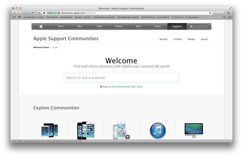 Apple aggiorna i forum sviluppatori prima della WWDC 2021
