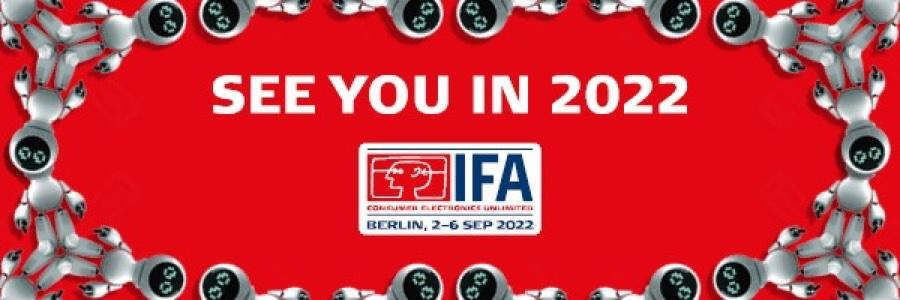 IFA 2021 fa retromarcia, è cancellata