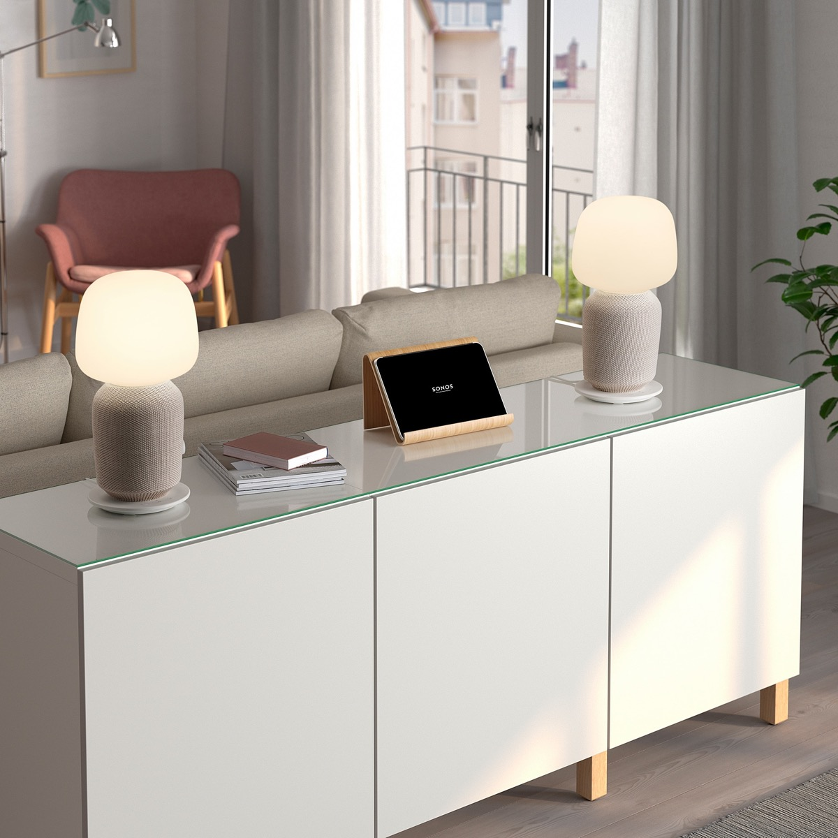 IKEA lampada symfonisk