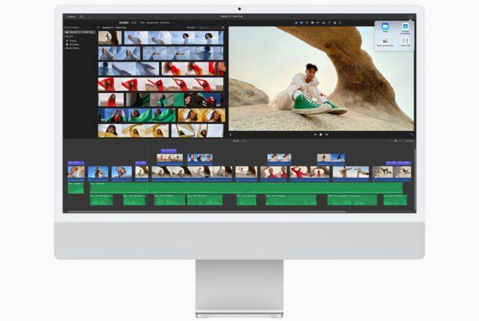 Con iMac M1 Apple supererà HP nei computer tutto in uno