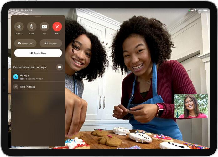 L'app Zoom integrerà il supporto all'inquadratura automatica su iPad Pro