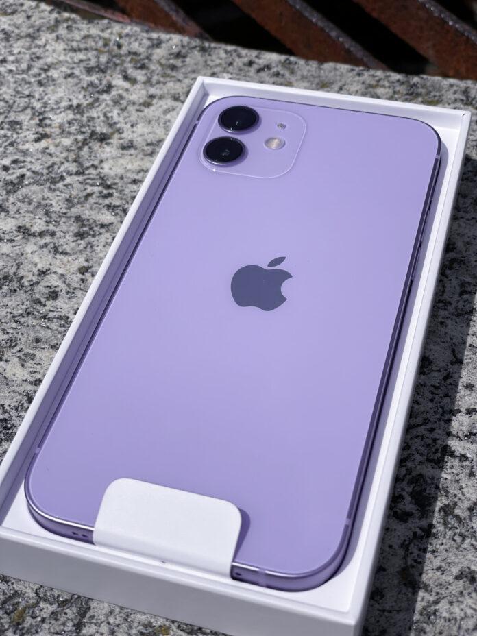 iphone 12 viola fabri 2