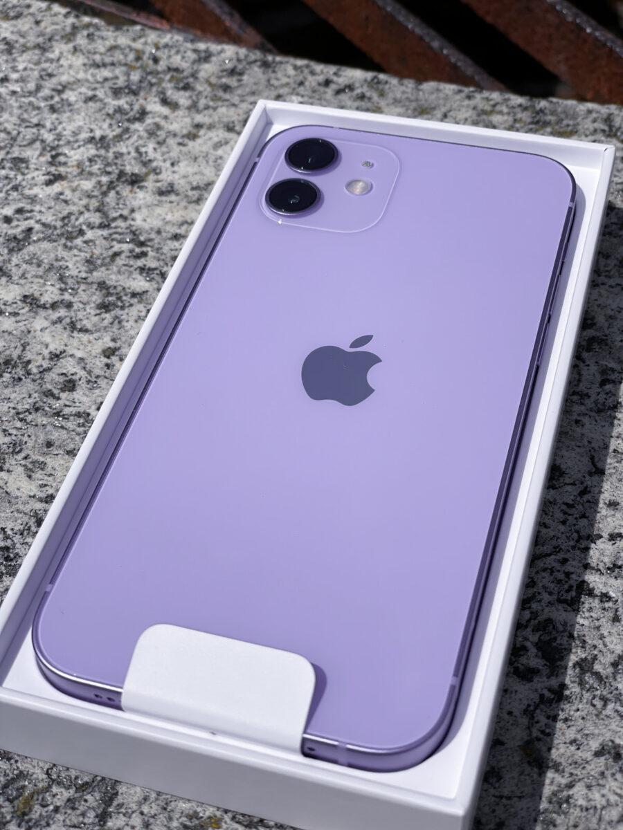 iphone 12 mini produzione