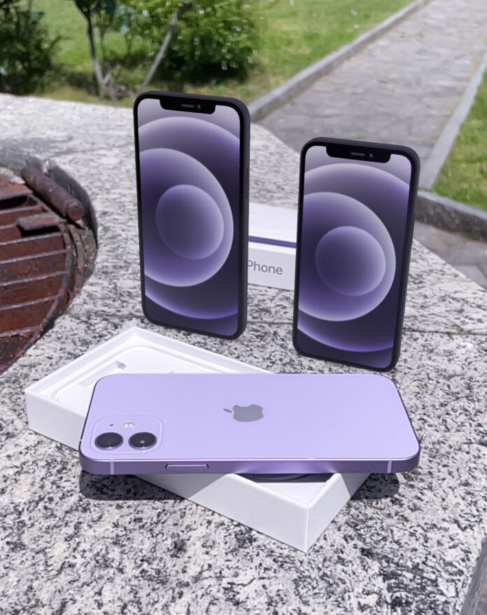 iphone 12 viola fabri 5