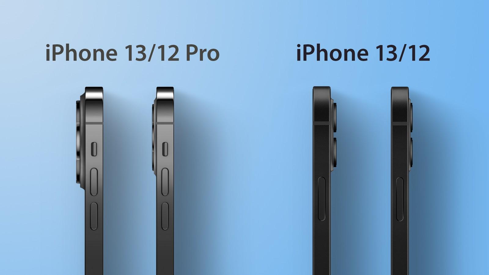 Gli iPhone 13 saranno un po' più spessi con blocco fotocamere più grande