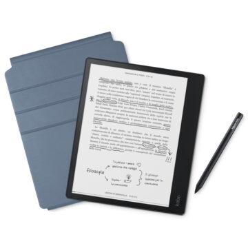 Kobo Elipsa è ebook reader e quaderno degli appunti